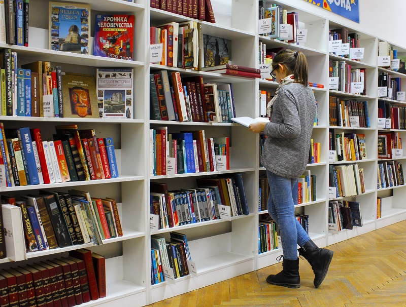 Best Credit Cards Bookstore Purchases