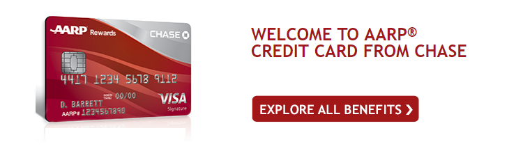 Chase AARP Credit Card