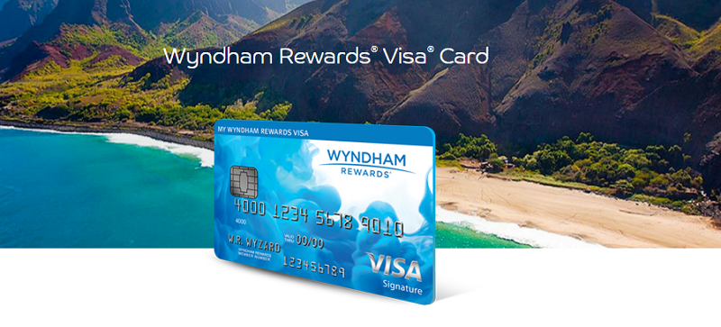 Wyndham Rewards Visa Card