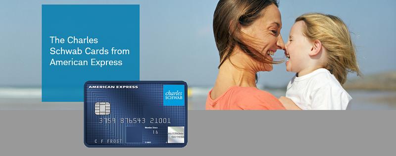 Schwab Investor Card from American Express
