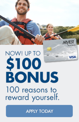 Arvest Flex Rewards Credit Card Review: Earn $100 Bonus + Special 4.90% Intro APR For The First 6 Months