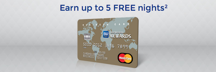Best Western Rewards Business MasterCard