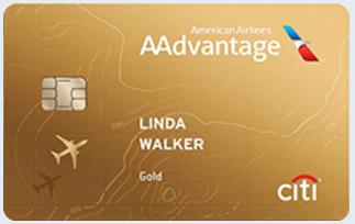 Citi / AAdvantage Gold World Elite Mastercard
