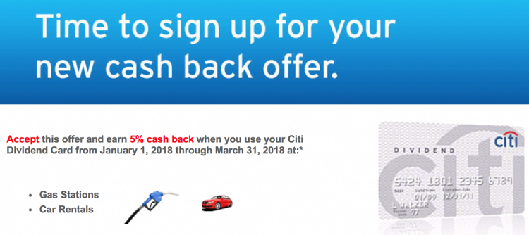 Citi Dividend Card Review: Rotating 14% Cash Back Categories