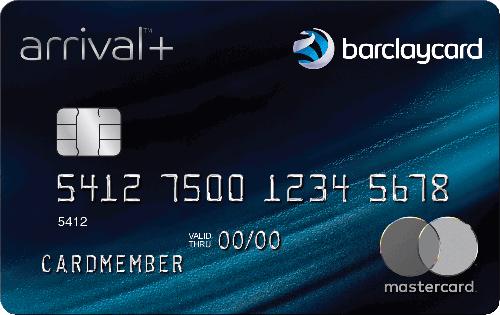 Barclaycard Arrival Plus World Elite Mastercard 40,000 Bonus Miles ($420 Value)