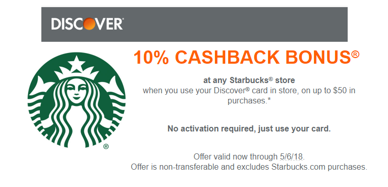 Discover Cashback Bonus Offer: Enjoy 13% Cashback Bonus At Any