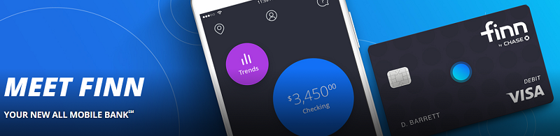Finn Mobile Bank App by Chase Review: Get $50 When You Open Up A New Finn Checking & Savings Account