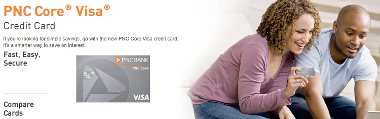 PNC Core Visa Credit Card Review: 0% Intro APR on Balance