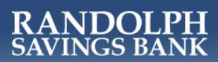 Randolph Savings Bank Apex Checking Account