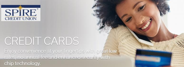 Spire Signature Credit Card