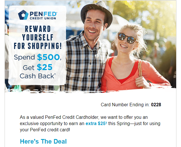 Penfed Direct Deposit Availability