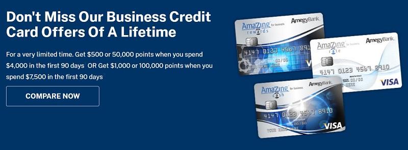 Amazing Rewards Business Card