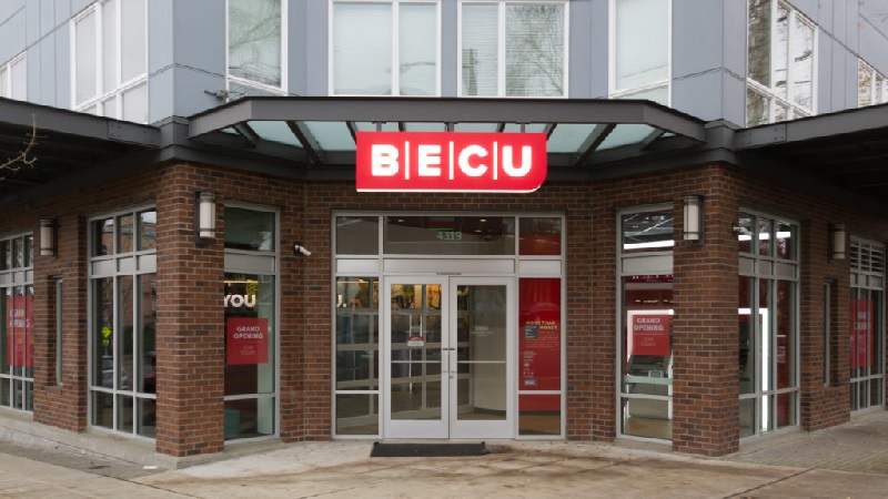 BECU $100 Referal Promotion