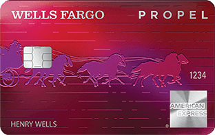 Wells Fargo Propel American Express Card 30K Points Bonus + Up To 3X Points On Multiple Categories + No Annual FeeWells Fargo Propel American Express Card 30K Points Bonus + Up To 3X Points On Multiple Categories + No Annual Fee