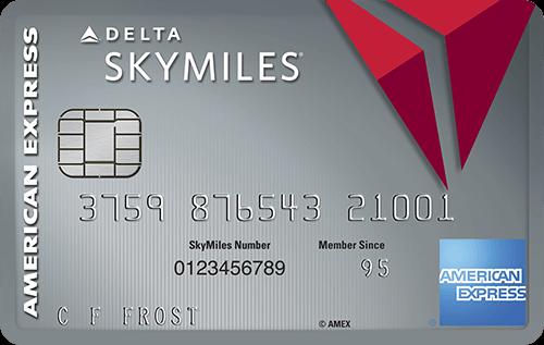 Platinum Delta SkyMiles Credit Card